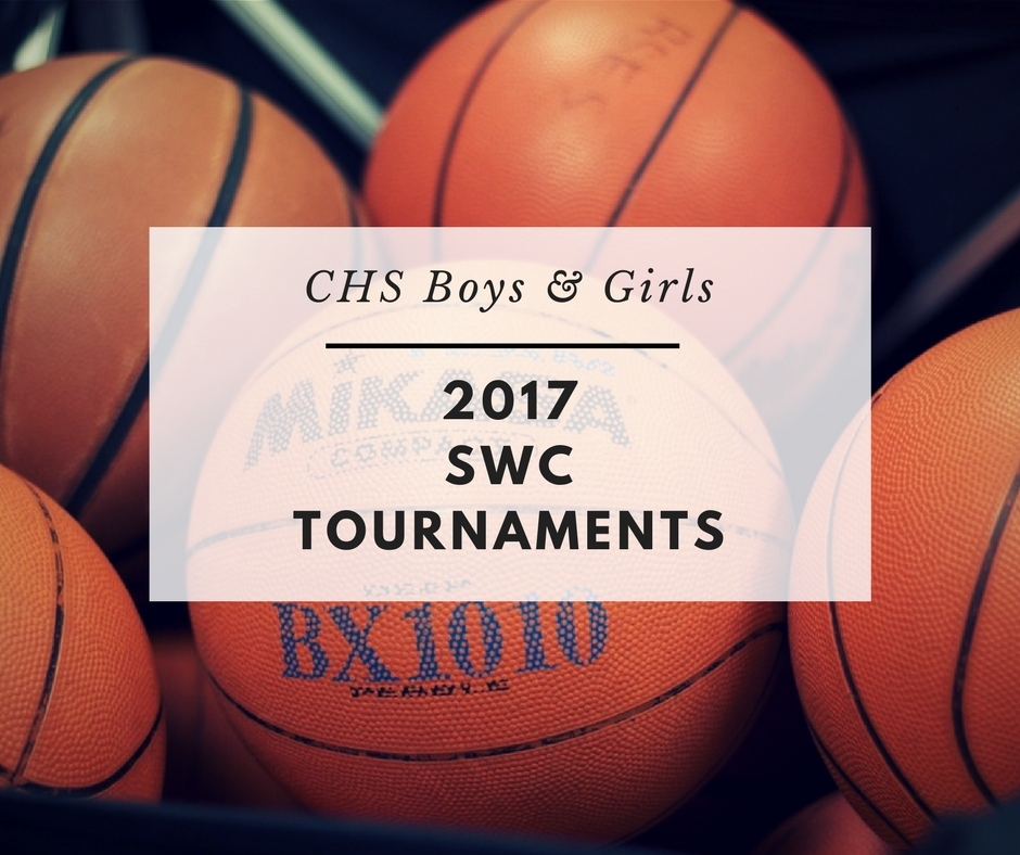 2017 SWC Basketball Tournaments