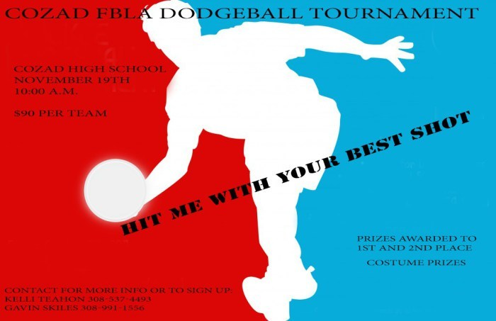 FBLA Dodgeball Tournament
